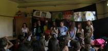 """Edukacyjny projekt gimnazjalny """"Jaś i Małgosia – bajka nie tylko dla dzieci"""""""