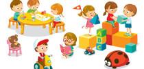 Zajęcia adaptacyjne w oddziale przedszkolnym